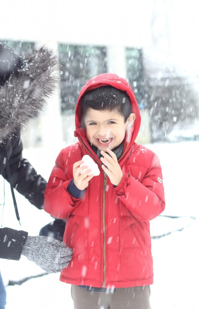 snowy day 5