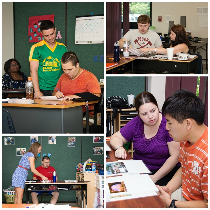 classroom 3 collage 1