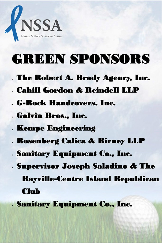 Green Sponsors Sign 20x30-3