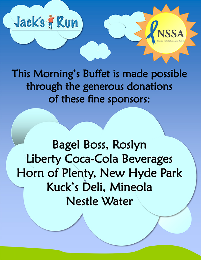 NSSA Jacks Run Breakfast Sponsor Sign 24wx30h sized for website