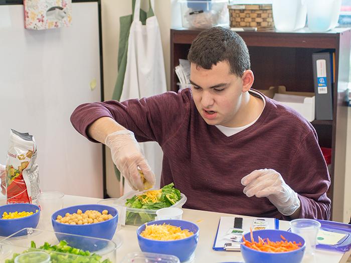 long island autism school nassau suffolk services for autism classroom 4 salad shop 10.26.17 4 blogsized
