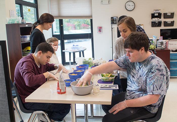 long island autism school nassau suffolk services for autism classroom 4 salad shop 10.26.17 5 blogsized