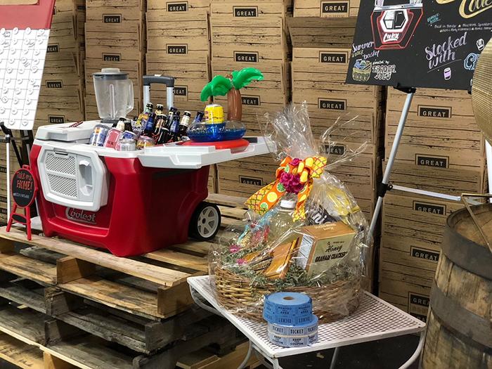 brewbq raffle prizes